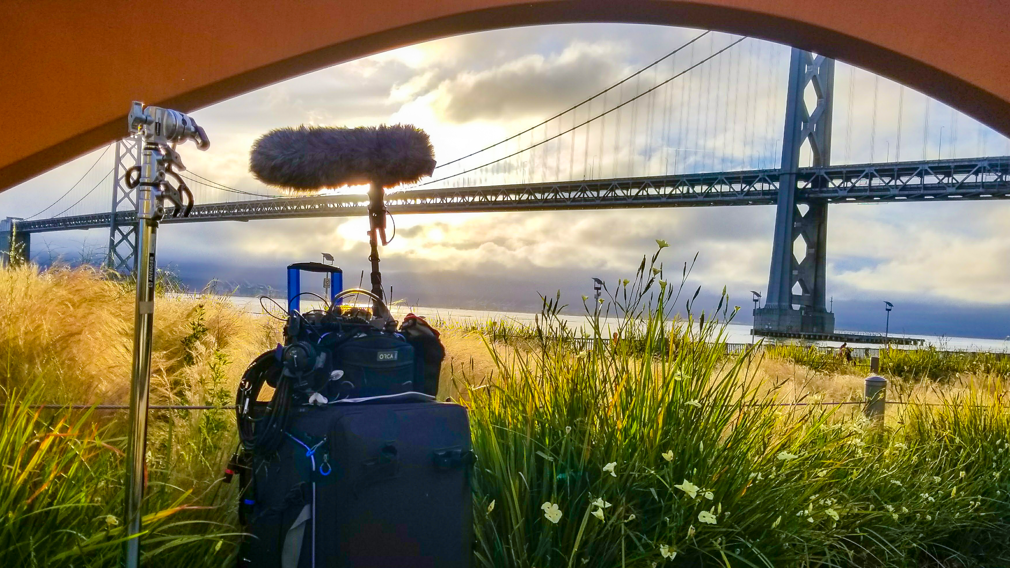 Sound Mixer, Location Audio, San Francisco, Sound Speeds